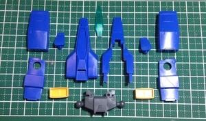 ガンダムAGE-3 フォートレス 製作【初心者がヤフオクで売るためのガンプラ製作 3日目】