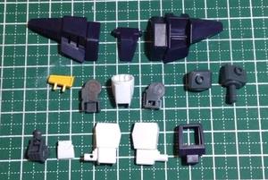 ガンダムAGE-3 フォートレス 製作【初心者がヤフオクで売るためのガンプラ製作 2日目】
