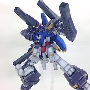 ガンダムAGE-3 フォートレス 製作