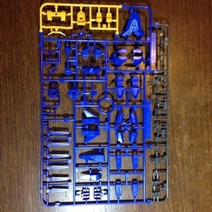 HG ガンダムAGE-FX 製作【初心者がヤフオクで売るためのガンプラ製作 1日目】