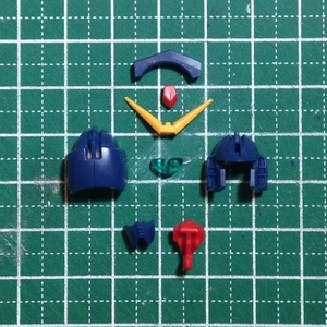 HGUC 194 ガンダムMk-Ⅱ(ティターンズ仕様)(REVIVE) 製作 1日目【ヤフオクで売るためのガンプラ製作】