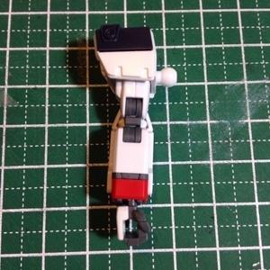 HGUC クロスボーンガンダムX1 製作【初心者がヤフオクで売るためのガンプラ製作 3日目】