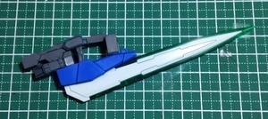 RG ダブルオーライザー 製作【初心者がヤフオクで売るためのガンプラ製作 6日目】
