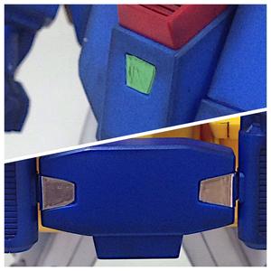 HGBF トライオン3 製作・改修/改造【初心者がヤフオクで売るためのガンプラ製作 完成品】