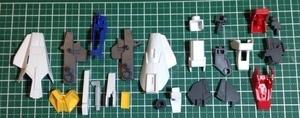 HGBF ライトニングZガンダム 製作【初心者がヤフオクで売るためのガンプラ製作 2日目】