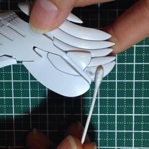 リアルスティックデカールの貼り方
