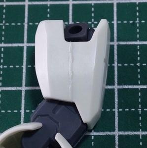 合わせ目消しのやり方 【ヤフオクで売るガンプラ制作テクニック】