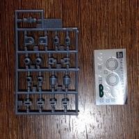 HGBF トランジェントガンダム 製作【初心者がヤフオクで売るガンプラ製作 1日目】
