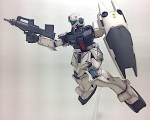 HGUC ジムコマンド 製作【ガンプラ製作代行依頼】