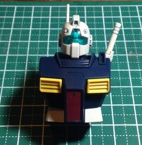 HGUC ジムⅡセミストライカー 製作【ガンプラ製作代行依頼 進捗報告1】