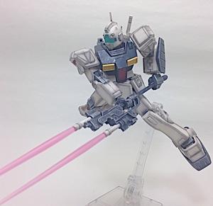 HGUC ジムⅡセミストライカー 製作【ガンプラ製作代行依頼 完成品】