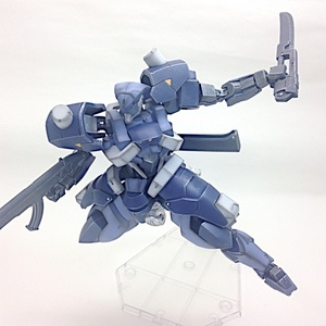 HG 百錬(ヒャクレン) 改修/改造 完成品 【ヤフオクで売るためのガンプラ製作】