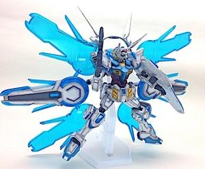 HG Gセルフ(パーフェクトパック装備型) 製作・改造/改修【ガンプラ製作代行依頼 完成報告】