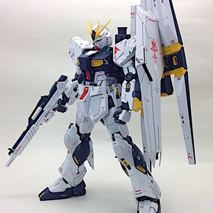MG νガンダム ver.ka 製作【ガンプラ製作代行依頼 完成報告】