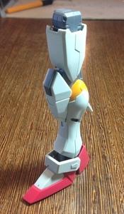 MG デスティニーガンダム(ハイネ機) 製作2日目 【ガンプラ製作代行依頼】