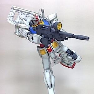 HGUC 191 RX-78 ガンダム(RIVIVE) 完成品【ガンプラ製作代行依頼】