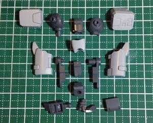 HGUC GP02Aサイサリス(MLRS仕様) 製作【初心者がヤフオクで売るためのガンプラ製作 2日目】