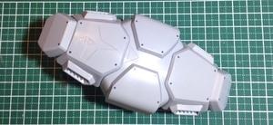 HGUC GP02Aサイサリス(MLRS仕様) 製作